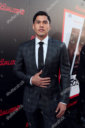 Editorial picture of Los Angeles film premiere of Columbia Pictures' 'The Equalizer 2', Los Angeles, USA - 17 Jul 2018
