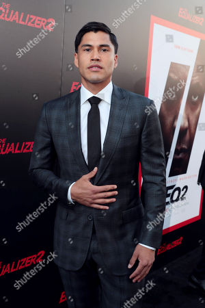 Editorial photo of Los Angeles film premiere of Columbia Pictures' 'The Equalizer 2', Los Angeles, USA - 17 Jul 2018