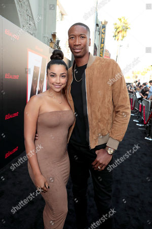 Melissa Johnson and Wesley Johnson