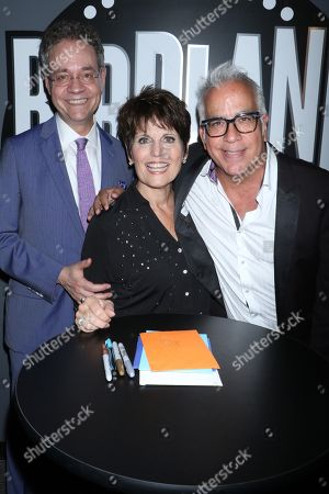 Stock Image of Mark Sendroff, Lucie Arnaz and Richard Jay-Alexander