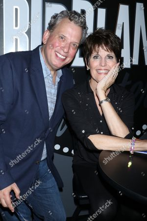 Stock Picture of Billy Stritch and Lucie Arnaz