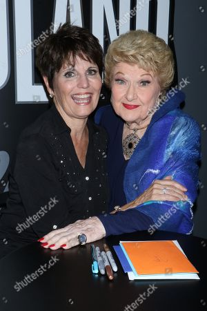 Editorial picture of Lucie Arnaz at Birdland, New York, USA - 17 Jul 2018