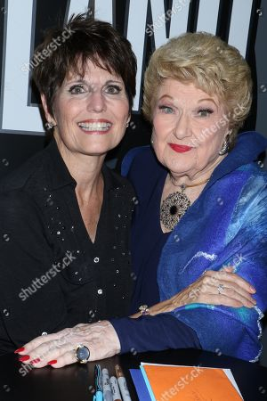 Lucie Arnaz and Marilyn Maye