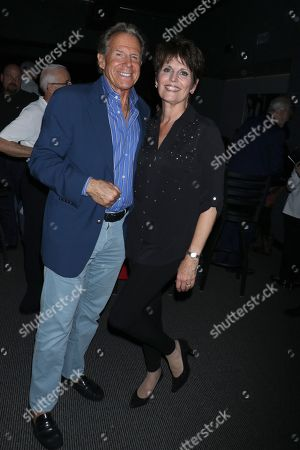 Bill Boggs and Lucie Arnaz