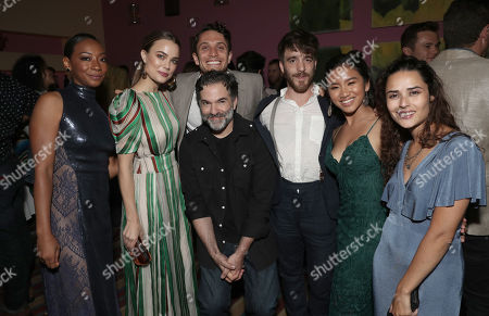Editorial image of 'Unfriended: Dark Web' film premiere, after party, Los Angeles, USA - 17 Jul 2018