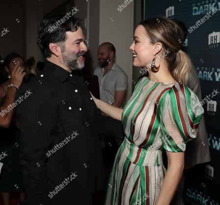 Writer/Director Stephen Susco and Rebecca Rittenhouse