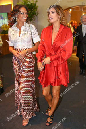 Sharlely Lilly Kerssenberg, Elisabetta Canalis