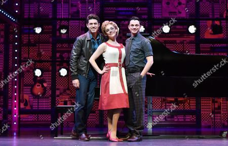 Editorial picture of Dress rehearsal for Beautiful: The Carole King Musical in Brisbane, Australia - 18 Jul 2018