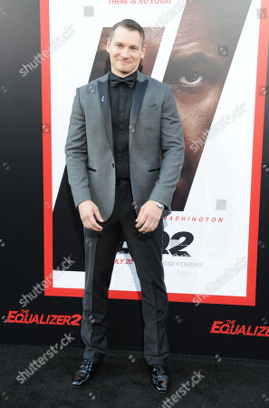 Editorial picture of 'The Equalizer 2' film premiere, Arrivals, Los Angeles, USA - 17 Jul 2018
