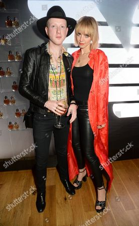 Alex Trimble and Laura Hayden