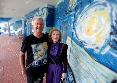 'Starry Night' House Court Case, Mount Dora