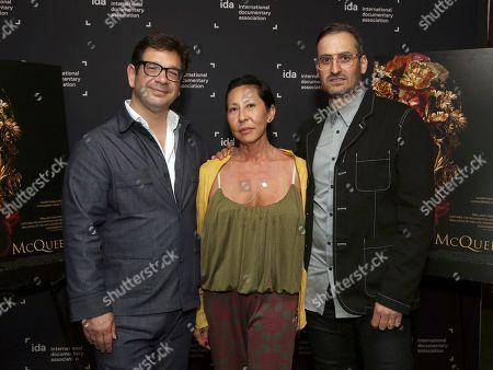 'McQueen' special screening, Los Angeles