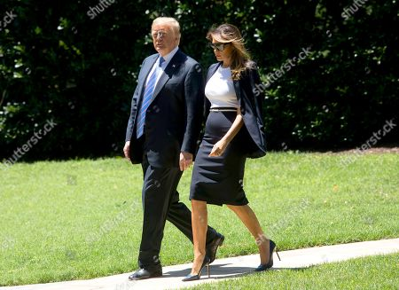 Donald Trump receives remains of Secret Service agent, Maryland