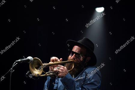 Editorial photo of 42nd Vitoria Jazz Festival, Spain - 18 Jul 2018