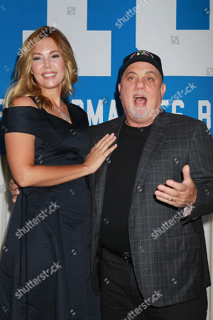 Billy Joel 100th Lifetime Performance, press conference, New York