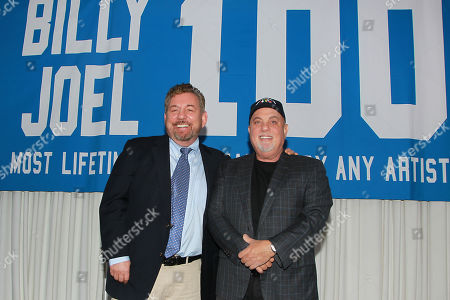 James L. Dolan and Billy Joel