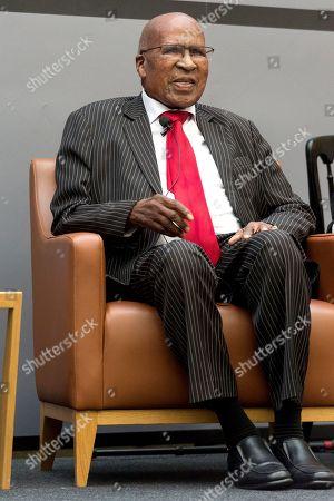 Anti-apartheid icon Andrew Mlangeni