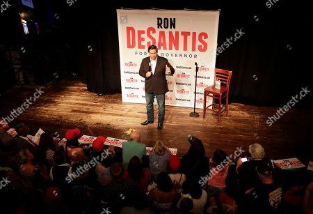 Ron DeSantis campaign rally, Orlando