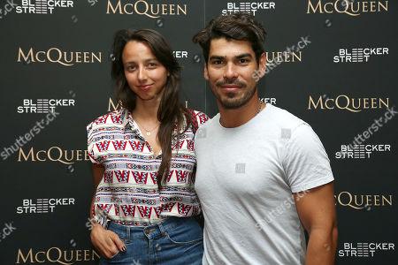 'McQueen' film screening, New York