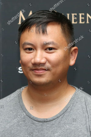 Stock Photo of Tommy Ton