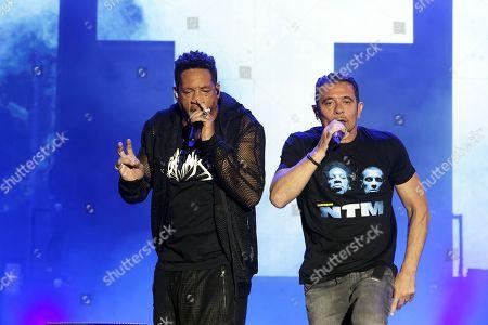 Supreme NTM (Joey Starr et Kool Shen)