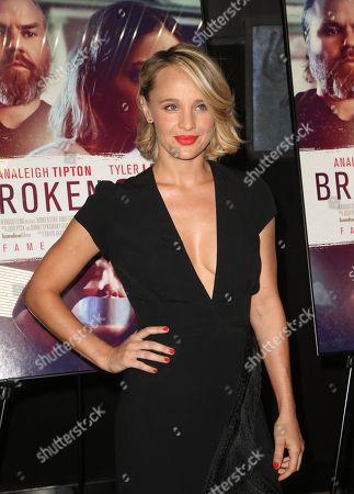 Editorial image of 'Broken Star' film premiere, Los Angeles, USA - 18 Jul 2018