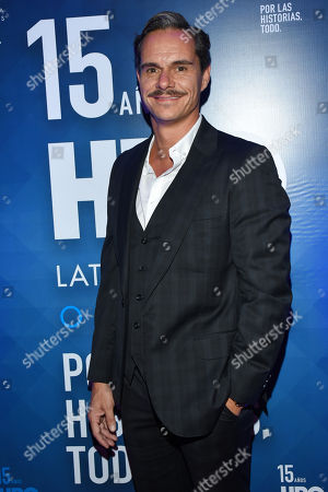 Editorial image of 15th HBO Latin America Arrivals, Mexico City, Mexico - 18 Jul 2018