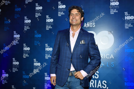Editorial picture of 15th HBO Latin America Arrivals, Mexico City, Mexico - 18 Jul 2018