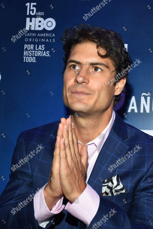 Editorial photo of 15th HBO Latin America Arrivals, Mexico City, Mexico - 18 Jul 2018