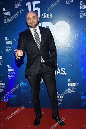 Editorial photo of 15th HBO Latin America Arrivals, Mexico City, Mexico - 18 Jul 2018
