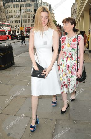 Talulah Riley and guest
