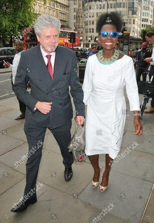 Keith Taylor and Baroness Floella Benjamin