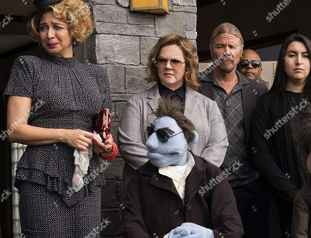 "Editorial image of ""The Happytime Murders"" Film - 2018"