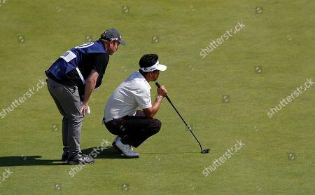 Editorial picture of British Open Golf, Carnoustie, United Kingdom - 19 Jul 2018