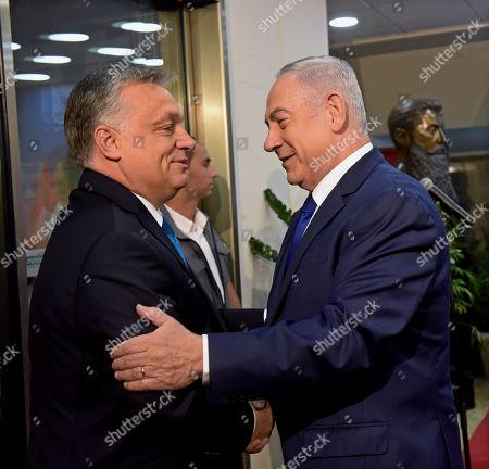 Prime Minister of Hungary Viktor Orban visit to Jerusalem