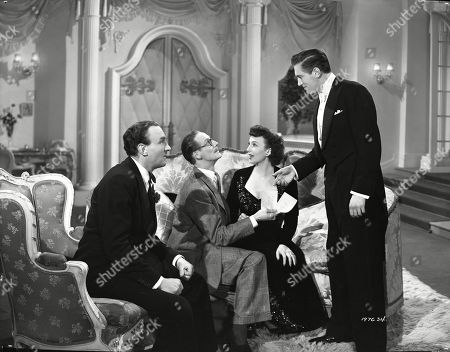 Maurice Denham (Fowler), Colin Gordon (Tom Wright), Googie Withers (Bumble Pelham), John McCallum (Reggie Pelham)