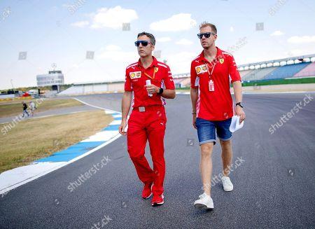 German Grand Prix, Preparations