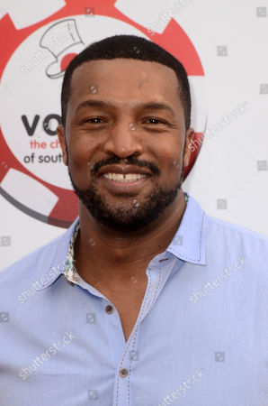 Stock Photo of Roger Cross