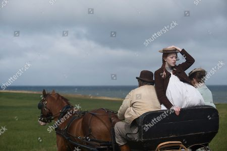 R.H. Thomson, Amybeth McNulty, Geraldine James