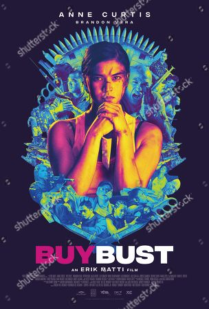"Editorial picture of ""BuyBust"" Film - 2018"