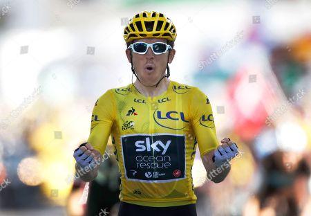 Tour de France, Stage 12