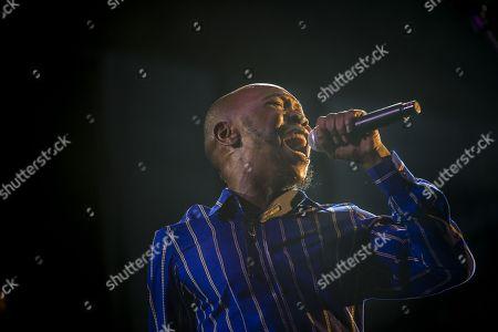 Seun Kuti & Egypt perform in concert