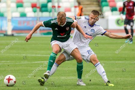 FC Dinamo Minsk v Derry City