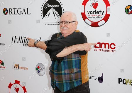 Editorial picture of 8th Variety Children's Charity Poker Tournament, Los Angeles, USA - 18 Jul 2018