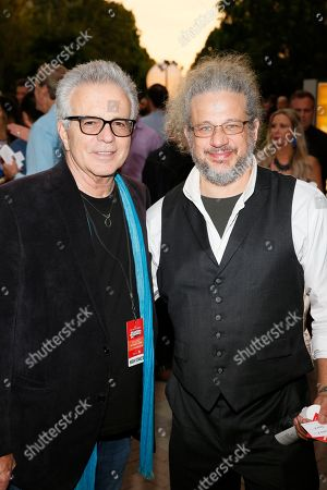 Tony Denison and Joseph D Reitman