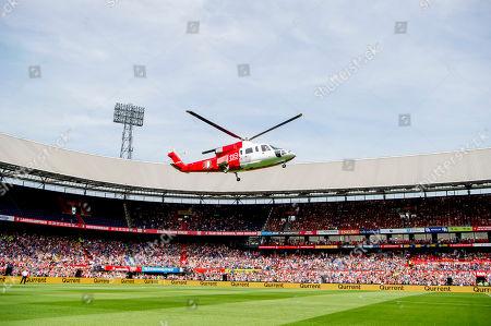 Feyenoord Team presentation, Stadium De Kuip, Rotterdam