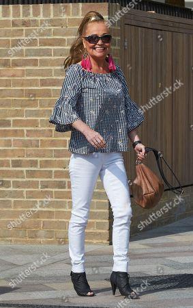 Editorial picture of Celebrities at ITV Studios, London, UK - 19 Jul 2018