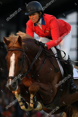 Editorial image of Equestrian CHIO Aachen, Germany - 19 Jul 2018
