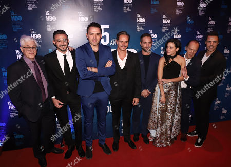 Editorial picture of 15 Annual HBO Latin America Awards, Mexico City, Mexico - 18 Jul 2018