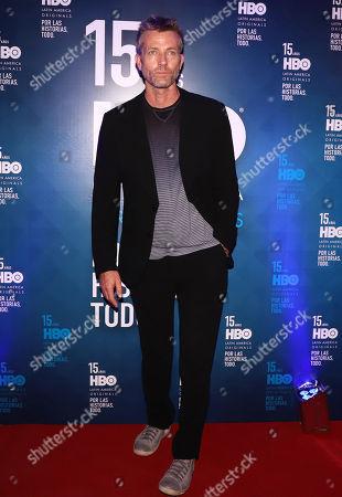Editorial image of 15 Annual HBO Latin America Awards, Mexico City, Mexico - 18 Jul 2018